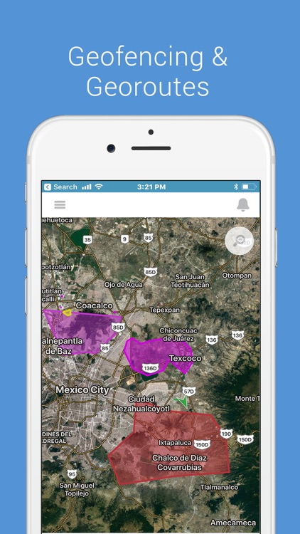 BluAgent GPS Tracker screenshot-1