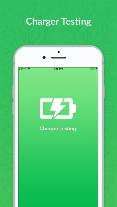 Charger Testing Pro screenshot #4