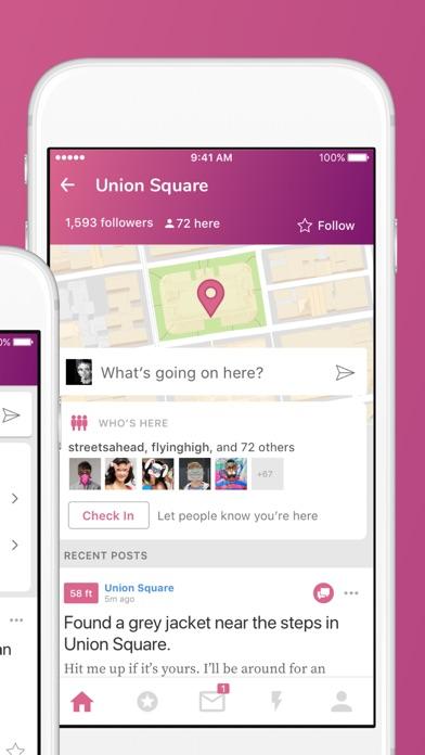 social app store