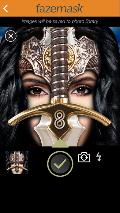 Fazemask Hero Deluxe screenshot three