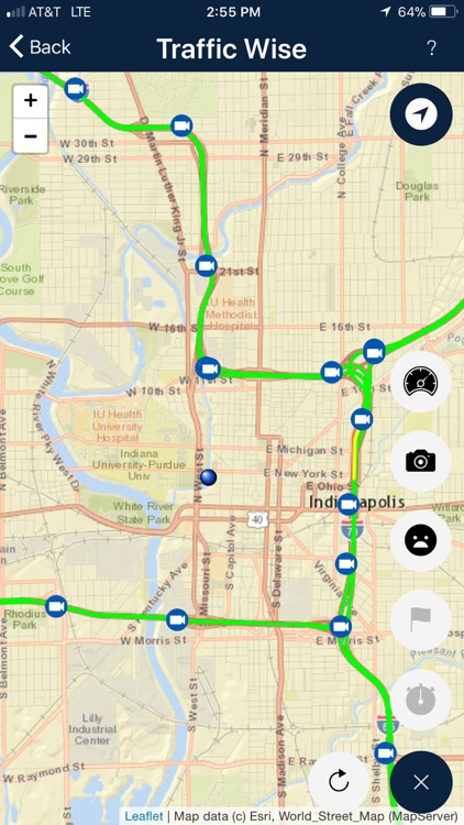 INDOT Mobile screenshot-1