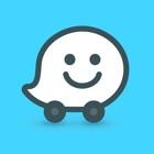 Waze Navegación y Tráfico icon