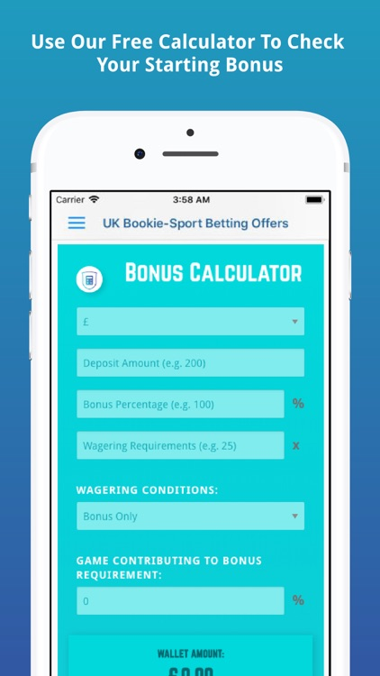 UK Bookie-Sport Betting Offers screenshot-6