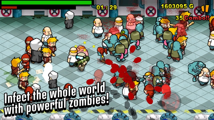 Infect Them All 2 : Zombies screenshot-4