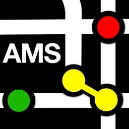 Amsterdam and Rotterdam Metro