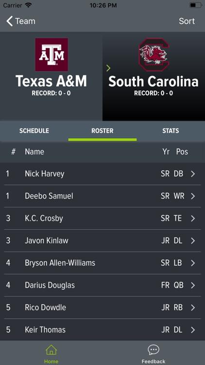 Texas A&M Football screenshot-6