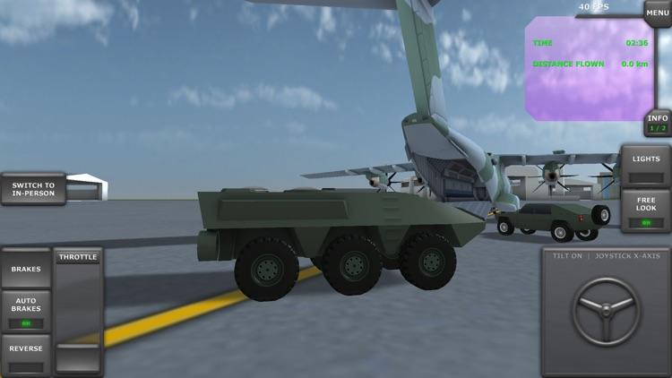 Turboprop Flight Simulator screenshot-4