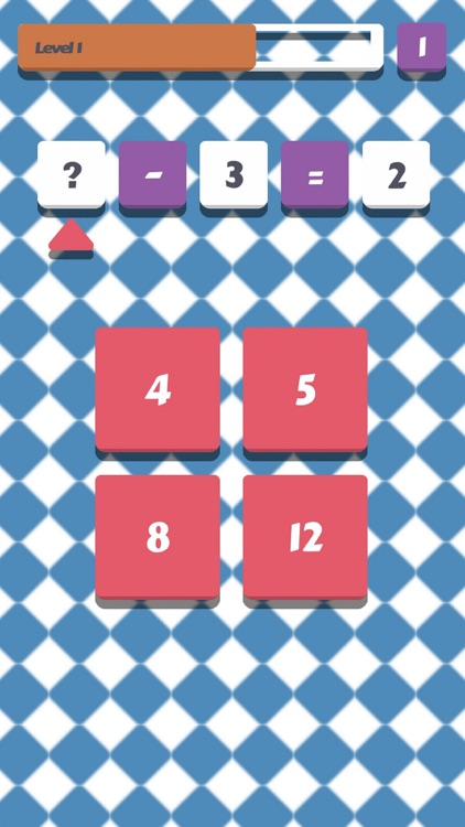 Maths Learning Game 2019