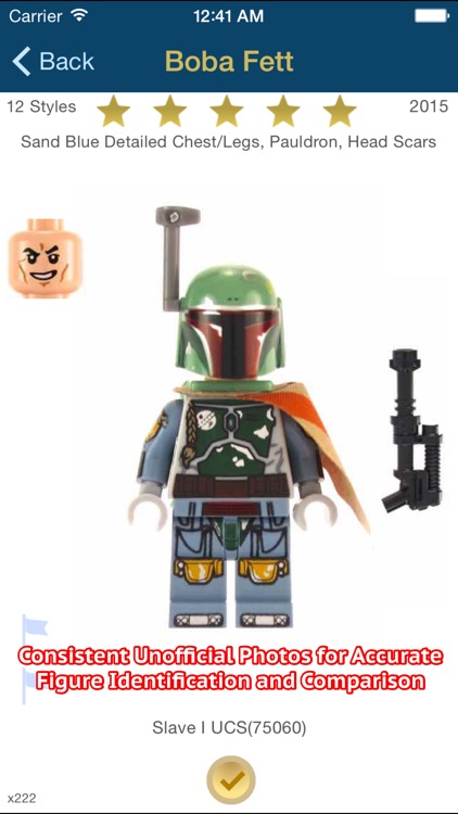 SWMinis - For LEGO® Minifigs screenshot-0