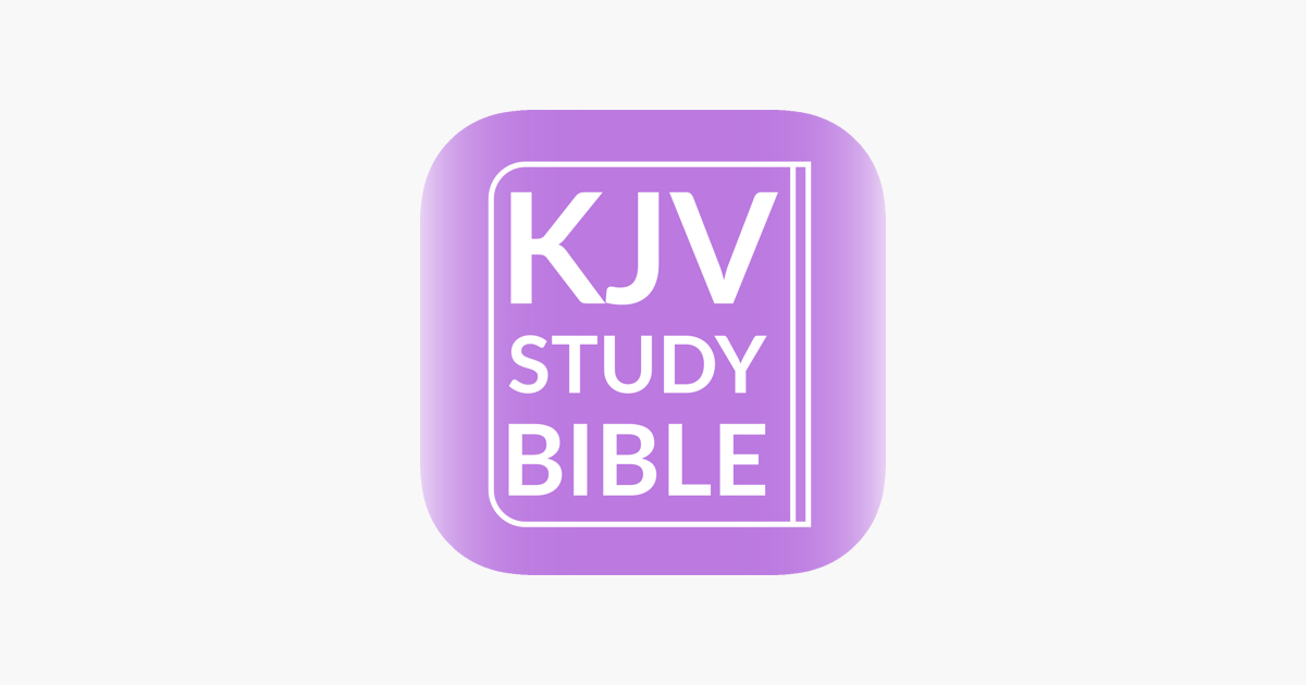 King James Study Bible - Audio on the App Store