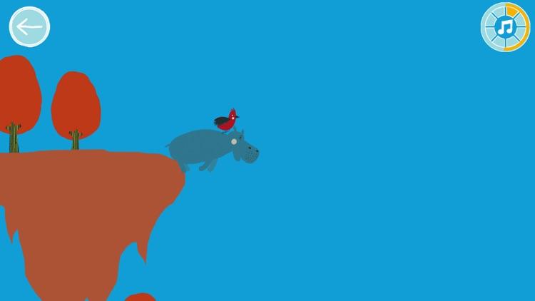 Jazzoo The Party Hippo Game screenshot-4