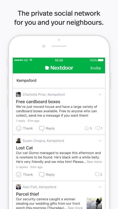 Nextdoor - Neighbourhood Appのおすすめ画像1