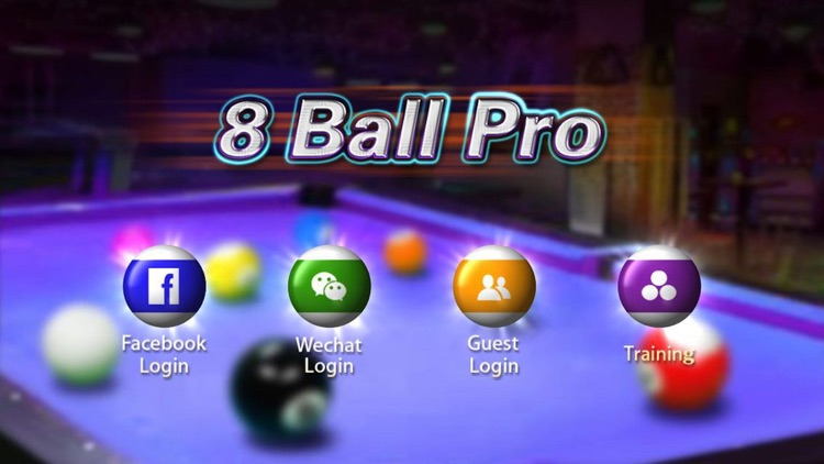 8 Ball Pro - Pool Billiards screenshot-1
