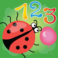 Learning numbers - Kids games