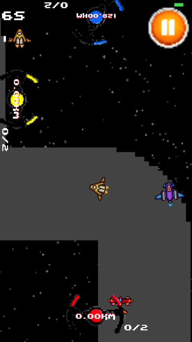 Pixel Space Race screenshot 3
