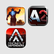 The Anomaly Series