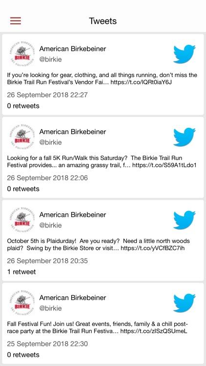 Birkie Events screenshot-4