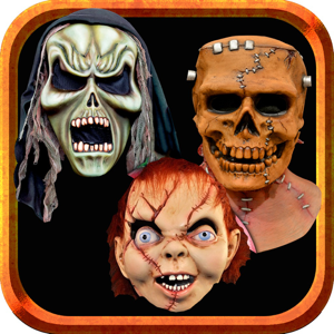 Halloween Photo Sticker Editor app