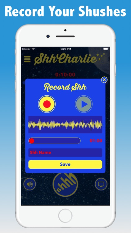 ShhCharlie - Baby Sleep Sounds