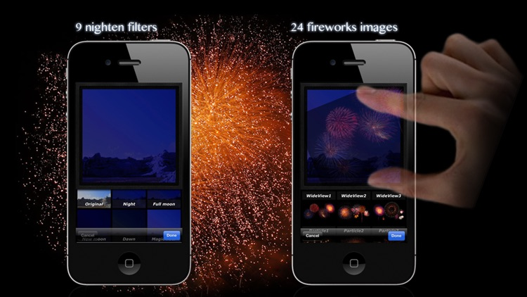 Fireworks FX screenshot-4