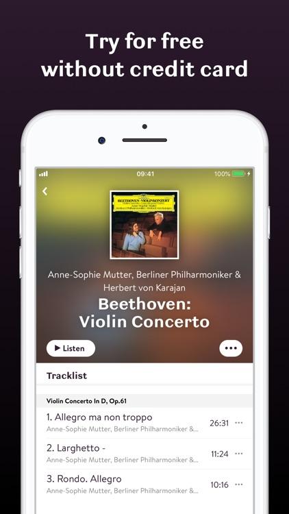 Primephonic - Classical Music screenshot-8