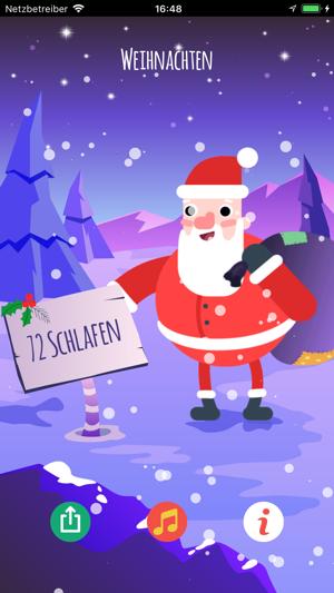 Tage Bis Weihnachten.Wieviele Tage Bis Weihnachten Im App Store