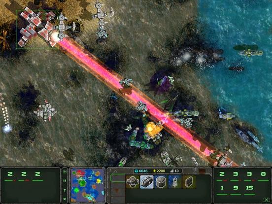 Land Air Sea Warfare RTS на iPad