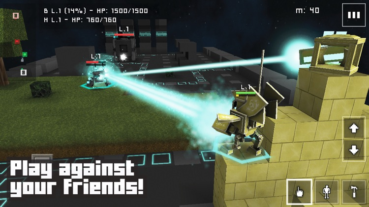 Block Fortress: War screenshot-4