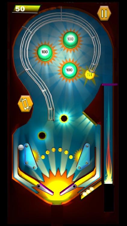 Rock Pinball Star Mania HD screenshot-4