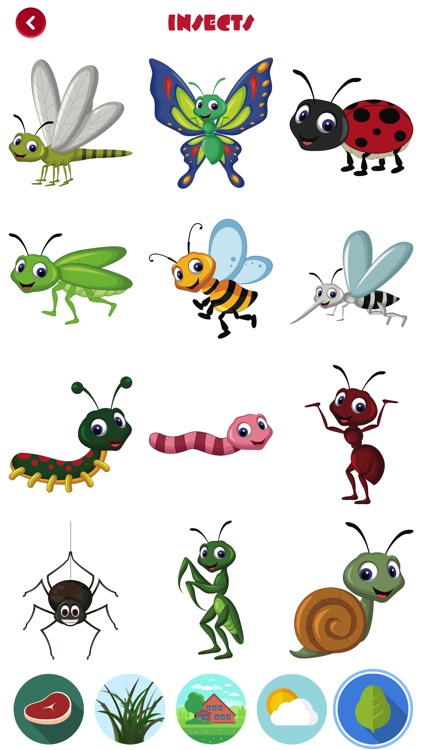 Smarty. Animals. Learning games for childs. Lite. screenshot-3