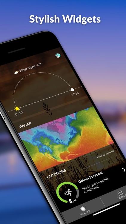 Weather Radar- Local Forecast screenshot-4