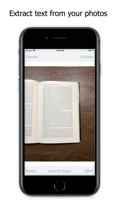 Image to Text Converter - OCRScreenshot of 1