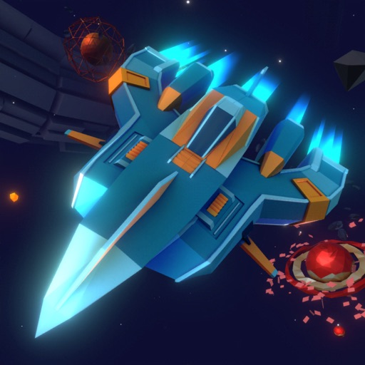 AR Guns: 3D Galaxy War Shooter