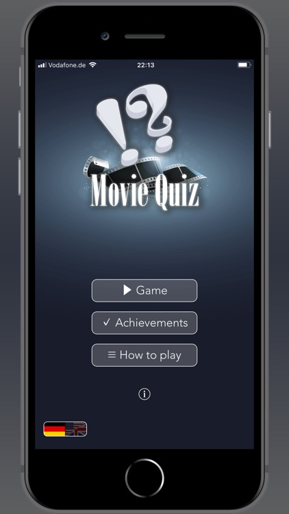 Guess it: Movie Quiz