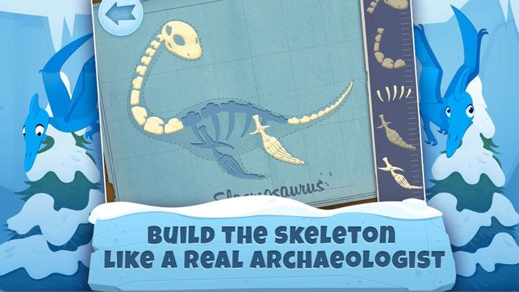 Archaeologist Ice Age Dinosaur screenshot-0