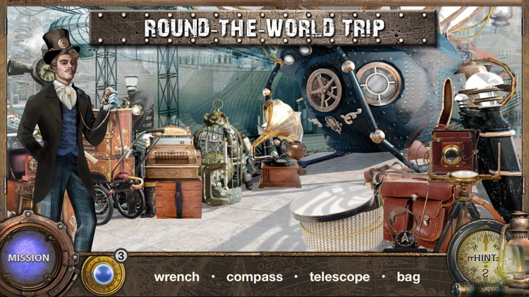 Around The World in 80 Days* screenshot-0
