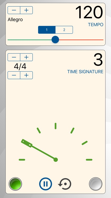 Metronome. screenshot-4