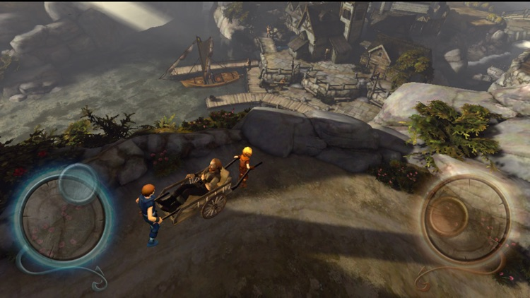 Brothers: A Tale of Two Sons screenshot-0
