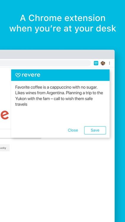 Revere - Remember People screenshot-4