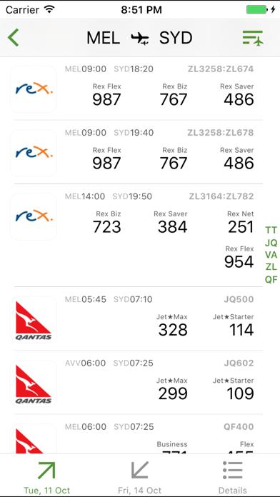 Australia Flightのおすすめ画像2