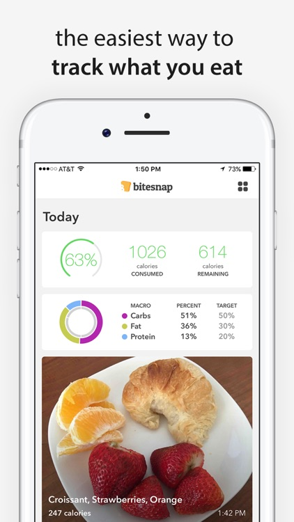 Bitesnap: Photo Food Journal
