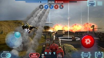 Robot Warfare: Mech Battle screenshot 9
