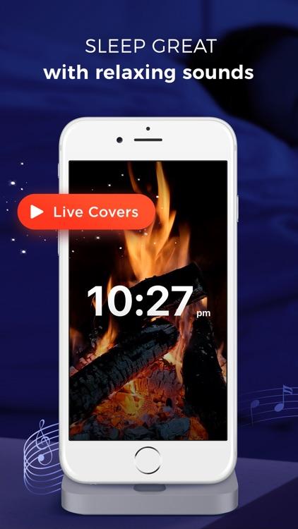 Sleep Timer with relaxing melodies & sleep sounds screenshot-0