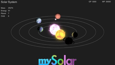 mySolar - Build your Planets