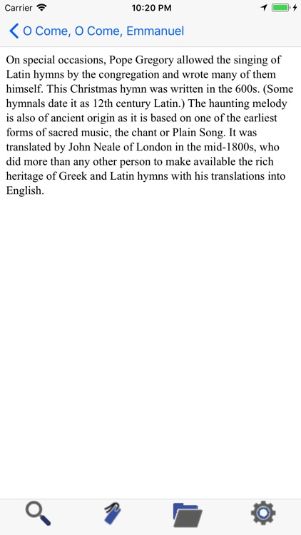 Hymns and Songs of Zion screenshot-5