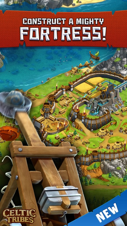 Celtic Tribes - Strategy MMO