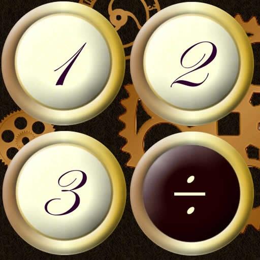Calculator Steampunk