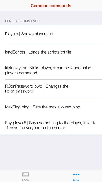 dayz console commands