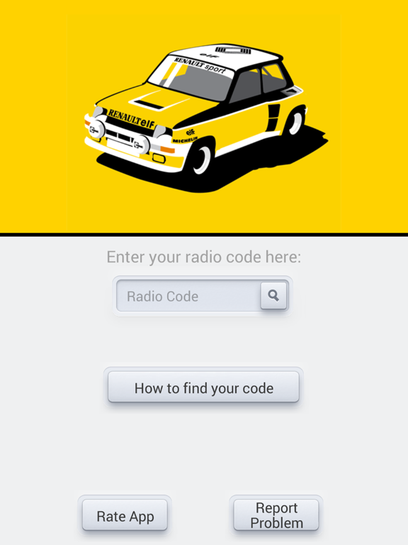 Renault Radio Unlocker   App Price Drops