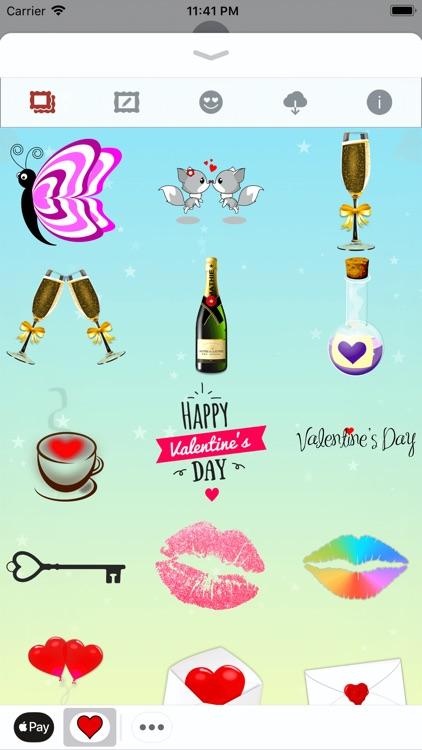 I Love You • Stickers & Emoji screenshot-7